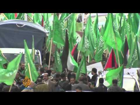 Hamas cancels anniversary rally in Gaza Mp3