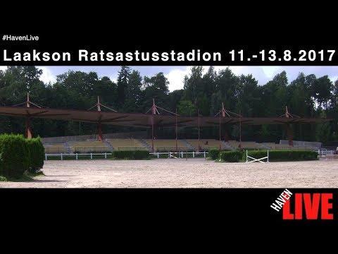 Laakson Ratsastusstadion 11.-13.8.2017 - Päivä 3 - SU