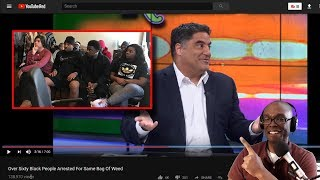 Young Turks Say Sixty Blacks Were Arrested For Bag of Weed... They Failed To Mention the Pistol!