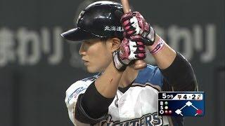 【プロ野球パ】西川の打球に戸惑ったアンダーソン、へんてこトスも内野安打に 2014/06/12 F-G thumbnail