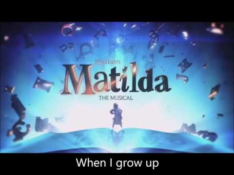 When I Grow Up Karaoke with Lyrics - Naughty edited out