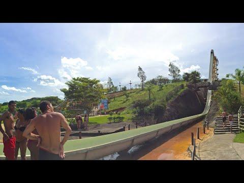 Aldeia das Águas Park Resort in Brazil (Latin Music Clip!)