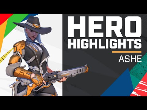 ANS' GODLIKE Damage + Battle of the BOBs (The Real MVP?!) | Hero Highlights — Ashe