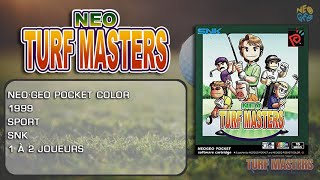 Neo Turf Masters - NEO·GEO Pocket Color