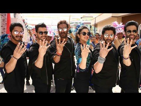 Golmaal Again | Ajay Devgn | Rohit Shetty | Parineeti Chopra | Tabu | Arshad Warsi | Interview | HD
