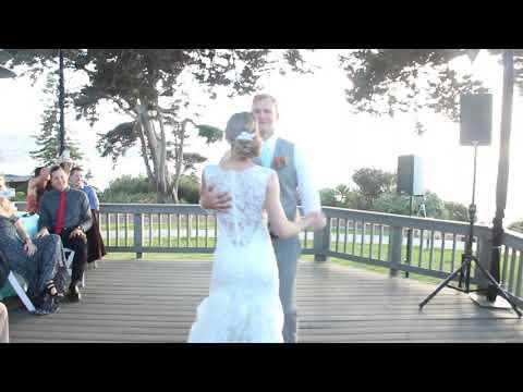 Country Two-Step & Swing Wedding Dance to Shotgun Rider