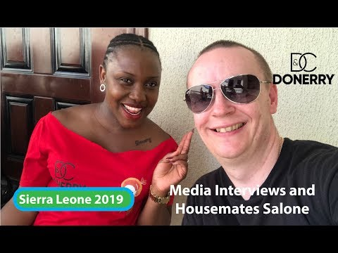 Donerry - Sierra Leone Part 3 - Cherry Fighting On The Streets Of Freetown