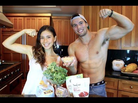 Dieta vegana aumentar masa muscular