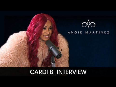 Cardi B Talks Dating Offset, Deal w/Atlantic, #ShEther Beef
