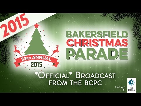 *Official* Broadcast: 2015 Christmas Parade - Complete Broadcast