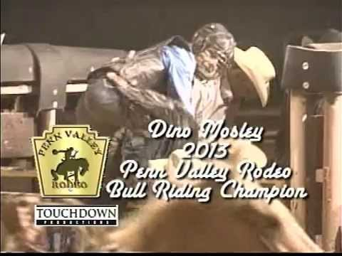 57th annual Penn Valley Rodeo Day 2 5-17-14