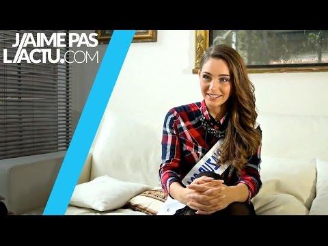 INTERVIEW/ Charlotte Pirroni: Miss Côte d'Azur 2014 et 2ème dauphine Miss France 2015!