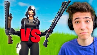 Welche SHOTGUN ist die BESTE?! (Pump vs Combat)