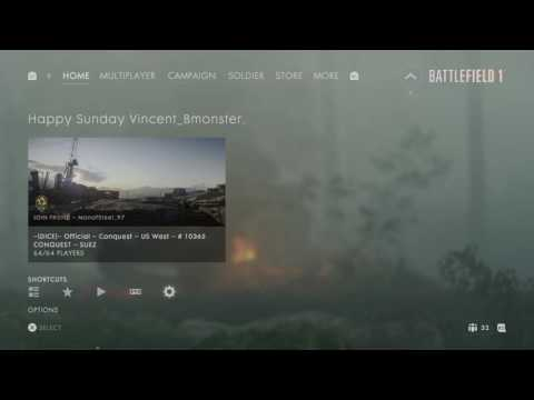 Battlefield 1 How to Invite Friends