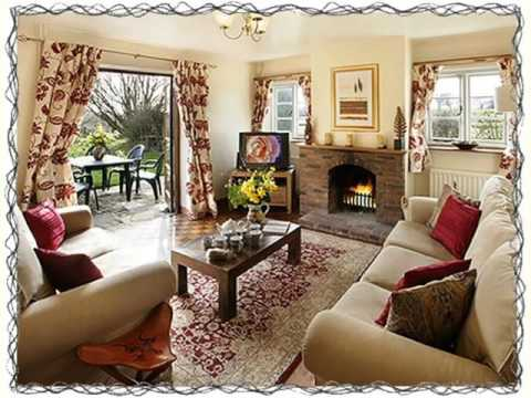 Cottage Style Living Rooms Ideas