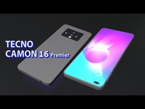 TECNO CAMON 16 Premier - First Look & Impressions