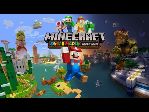 Minecraft Super Mario Mash-Up Pack for Wii U