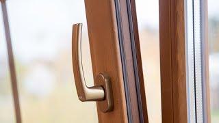 видео Деревянные окна из лиственницы, цены на деревянные окна со стеклопакетом из лиственницы