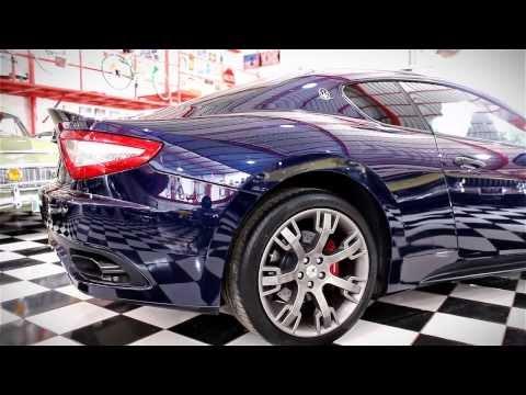 Maserati Gran Turismo - Detail Brilliant Star / EdPhotography
