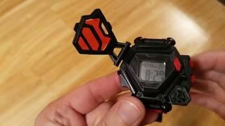 налаштування Годинника спецагента Spy Gear Spin Master (SM70401)