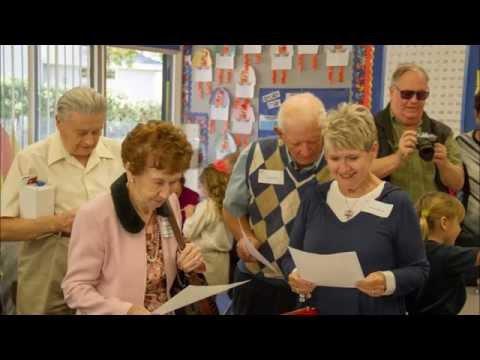 Barnhart School Grandfriends Day 2015 Bobcat Cam