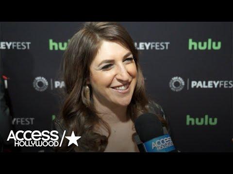 'Big Bang Theory': Mayim Bialik On Amy's 'Delayed Adolescence' & Baby Wolowitz | Access Hollywood
