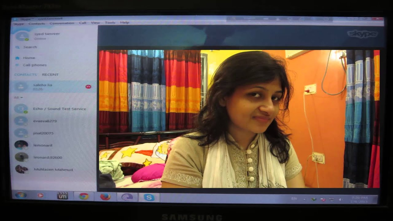 Bangladeshi video chat