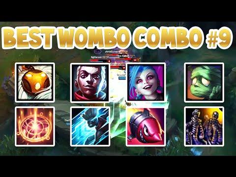 Tổng hợp Combo chuẩn sách giáo khoa LMHT - Best Wombo Combos Compilation #9