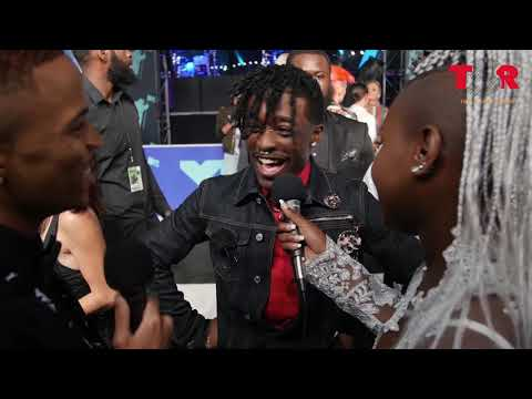 LIL UZI HITS HIS SHOULDER ROLL & SPILLS TEA ABOUT WHO HE'S DATING