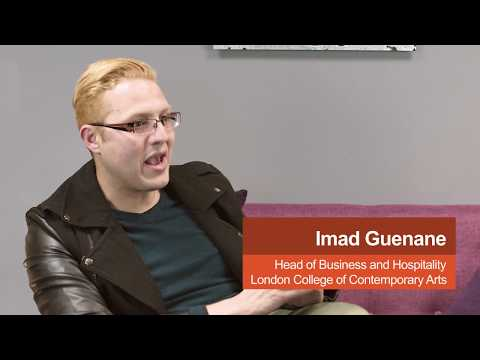Imad Guenane | Head of Business and Hospitality | LCCA