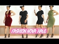 Fashion Nova Curvy Try-on Haul | February 2017