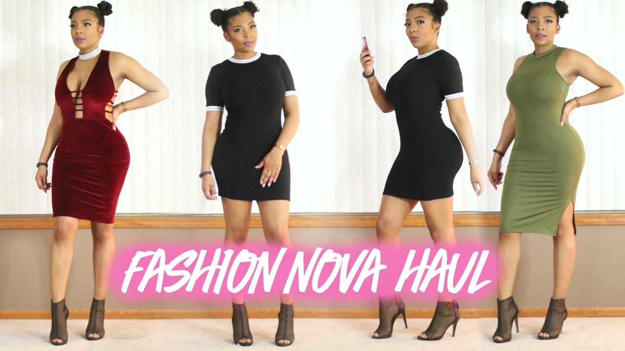 dd79a8109c16 Fashion Nova Curvy Try-on Haul