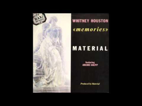 Material - Memories (feat. Whitney Houston) (1982)