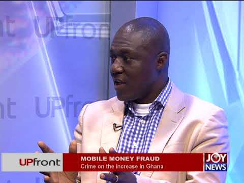 Mobile Money Fraud - UPfront on Joy News (26-10-17)