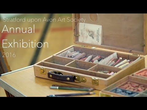 Stratford-upon-Avon Art Society. Open Exhibition 2016.