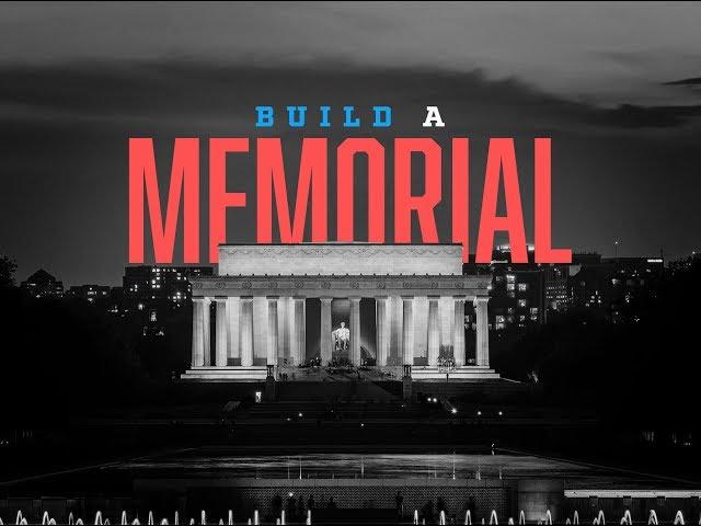 Build a Memorial - Pastor Chris Sowards - 5/26/19 AM