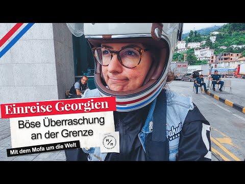 Böse Überraschung an der Grenze | Mit dem Mofa durch die Türkei