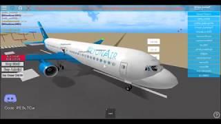 WE HAS GO TO PARIS | Keyon Air: International Airport [V4] | ROBLOX
