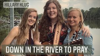 Hillary klug on fiddle!https://linktr.ee/hillaryklugbrenna macmillan banjo!she's in a bluegrass band with her brother theo. instagram: @theoandbrennahttps...