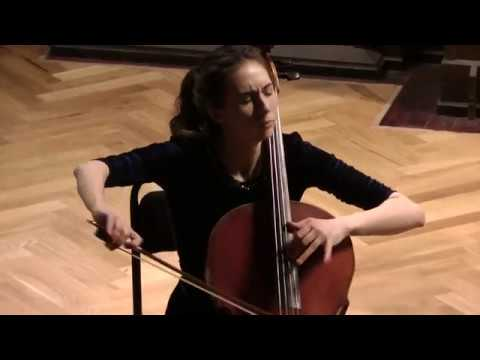 Nadia Boulanger. 3 Pieces For Cello And Piano