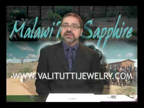 WWW.VALITUTTIJEWELRY.COM - MALAWI SAPPPHIRE
