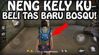 NENG KELLY KU BELI TAS ANAK TK COY HAHA (FREE FIRE INDONESIA)