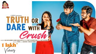 TRUTH OR DARE WITH CRUSH | CAPDT