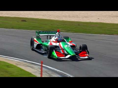 HIGHLIGHTS: Honda Indy Grand Prix of Alabama Practice