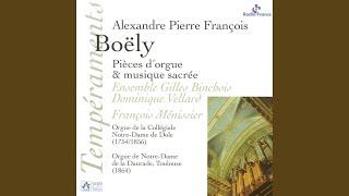 Procession le Saint-Sacrement: Pange lingua No. 7, Op. 42 - Canto fermo figurato nella parte...