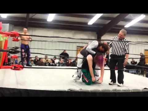 Steven Hardy & Candyman vs. Tyler Jet & Sabastain