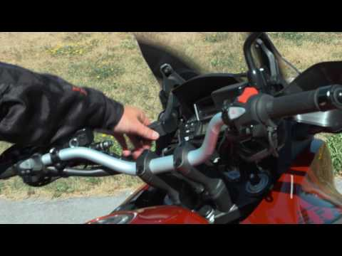 2016 Honda VFR1200X Motorcycle Experience Road Test