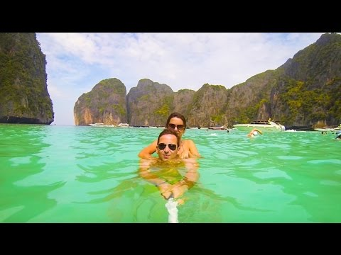Thailand - Best beaches & more in a 360 fun selfies festival