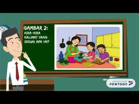 Gambar Kerjasama Di Sekolah Kartun Lkpd Ppkn Kerjasama Di Lingkungan Rumah Youtube