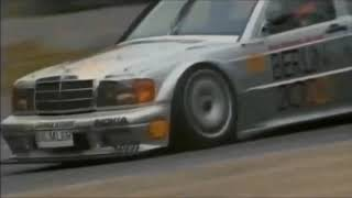 DTM BMW M3 E30 VS MERCEDES E190 EVOLUTION